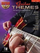 Guitar Play Along 136 - GUITAR THEMES + CD / kytara + tabulatura