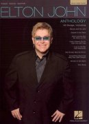 ELTON JOHN - ANTHOLOGY (2nd edition) - piano/vocal/guitar