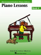 PIANO LESSONS BOOK 4