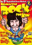 REALISTIC ROCK FOR KIDS (Rock & Roll Drum Method) + CD