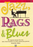 JAZZ, RAGS, BLUES 5  by Martha Mier piano solos / sólo klavír