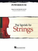 POWERHOUSE -  Pop Specials For Strings / partitura + party