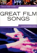 Really Easy Piano - GREAT FILM SONGS (22 big screen hits)