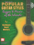 Popular Guitar Styles - Reggae & Music of the Islands + CD / kytara + tabulatura