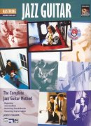 JAZZ GUITAR - Complete Jazz Guitar Method: Mastering Chord/Melody + CD / kytara + tabulatura