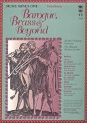 Baroque, Brass & Beyond + CD / trombon (pozoun)
