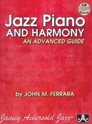 Jazz Piano and Harmony - an Advance Guide (red book) + CD