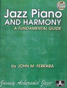 Jazz Piano and Harmony - a Fundamental Guide (green book) + CD