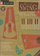 Jazz Play Along 32  -  BEST OF SWING + CD