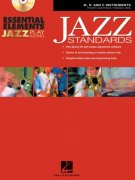 ESSENTIAL ELEMENTS - JAZZ STANDARDS + CD