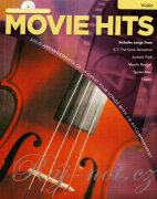 Movie Hits Instrumental Playalong: Violin + CD