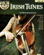 Violin Play-Along Volume 20: Irish Tunes