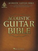 Acoustic Guitar Bible / kytara + tabulatura
