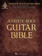 Acoustic Rock Guitar Bible / kytara + tabulatura