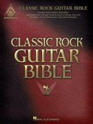 Classic Rock Guitar Bible / kytara + tabulatura