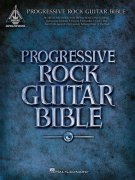 Progressive Rock Guitar Bible / kytara + tabulatura