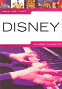 Really Easy Piano - DISNEY (23 Disney favourites)