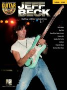 Guitar Play Along 125 - JEFF BECK kytara + tabulatura
