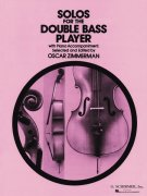 Solos for the Double Bass Player / kontrabas + piano