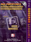 Jazz Pentatonics - Advanced Improvising Concepts for Guitar + CD / kytara + tabulatura