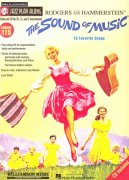Jazz Play Along 115 - The Sound of Music + CD