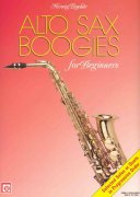 ALTO SAX BOOGIES FOR BEGINNERS / solos or duets