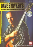 Jazz Guitar Improvisation Method by Dave Stryker + CD / kytara + tabulatura