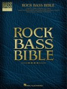 Rock Bass Bible / basová kytara + tabulatura