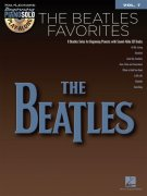 Beginning Piano Solo 7 - THE BEATLES FAVORITES + CD