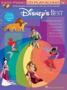 EASY PIANO 15 - DISNEY'S BEST + Audio Online