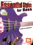 Essential Styles for Bass  + CD