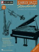 Jazz Play Along 24 - Early Jazz Standards + CD