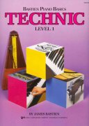 Bastien Piano Basics - TECHNIC - Level 1