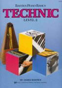 Bastien Piano Basics - TECHNIC - Level 2