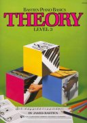 Bastien Piano Basics - THEORY - Level 3