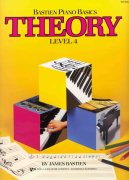 Bastien Piano Basics - THEORY - Level 4