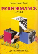 Bastien Piano Basics - PERFORMANCE - Level 4