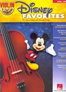 Violin Play-Along 29 - DISNEY FAVORITES + CD