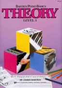 Bastien Piano Basics - THEORY - Level 1