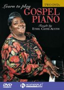 Learn to Play GOSPEL PIANO by Ethel Caffie-Austin - 2x DVD