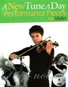 A New Tune A Day: Performance Pieces (Violin) + CD