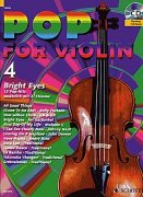 Pop for Violin 4 + CD