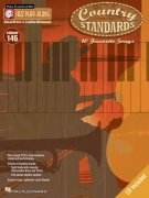 Jazz Play Along 145 - COUNTRY STANDARDS + CD