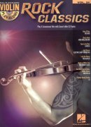 VIOLIN PLAY-ALONG 24 - ROCK CLASSICS + CD