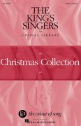 The Kings Singers - Christmas Collection / SATB a cappella (piano)