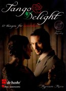 TANGO DELIGHT + CD / 12 tangos for accordion