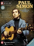 Jazz Play Along 122 - PAUL SIMON - 10 Favorite Tunes + CD