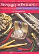 STANDARD OF EXCELLENCE 1 - Comprehensive Band Method -  partitura