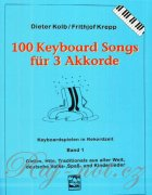 100 Keyboard Songs Für Akkorde 1