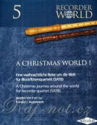 A Christmas World 5 - QUARTETT (SATB)